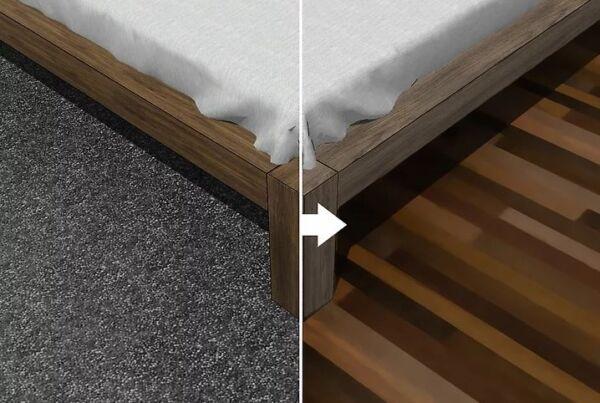 ▷ Deshacerce de alfombras para eliminar acaros ▷【 EliminarBichos.es 🥇】