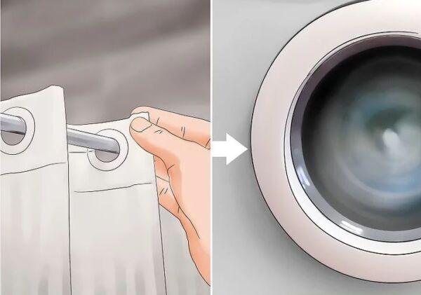 ▷ Lavar cortinas para eliminar acaros ▷【 EliminarBichos.es 🥇】