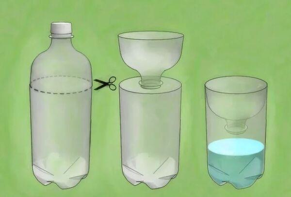 ▷ Trampa con botella como repelentes de cucarachas▷【 EliminarBichos.es 🥇】