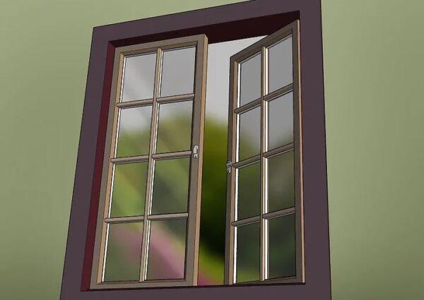 ▷ Ventilar bien la casa para eliminar acaros  ▷【 EliminarBichos.es 🥇】